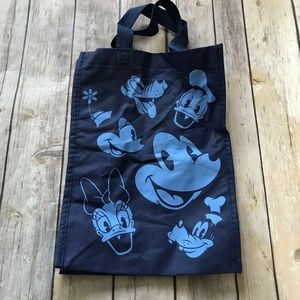 Disney Tote Bag Mickey Mouse Minnie Donald Duck